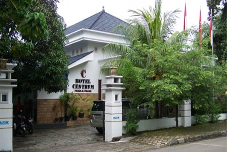Harga Kamar Hotel Centrum (Bangka)