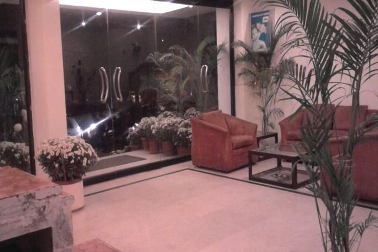 Hotel Centrum Bangka - Lobi