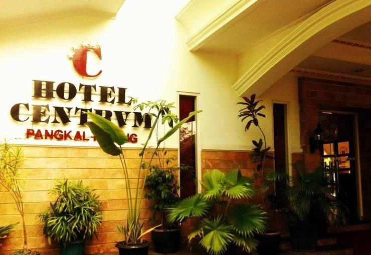 Hotel Centrum Bangka - other