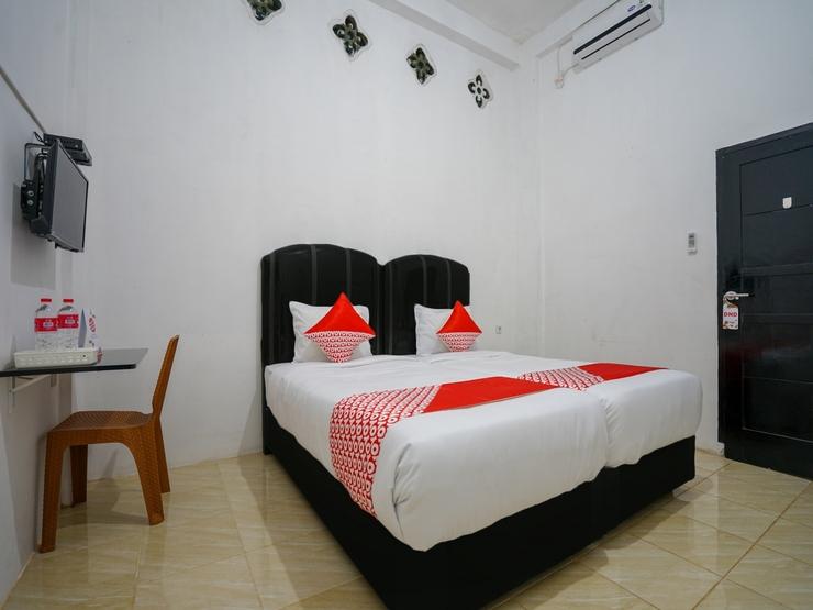 OYO 2722 Lemon Residence Prabumulih Prabumulih - Bedroom
