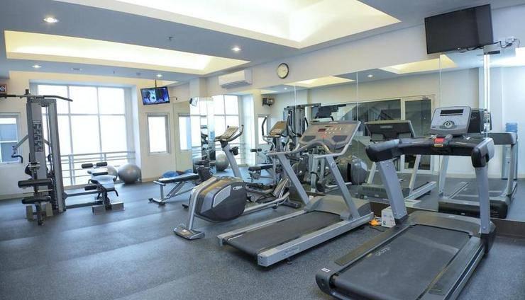 Swiss-Belinn Balikpapan - Fitness Center