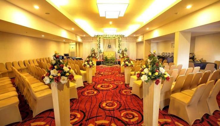 Swiss-Belinn Balikpapan - Standard Wedding Decoration at Emerald