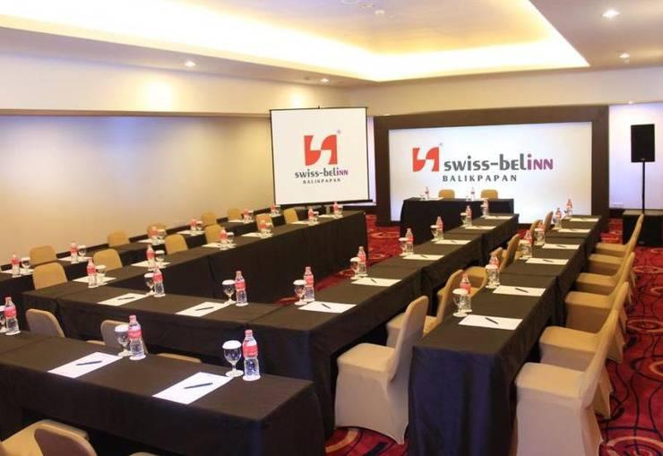 Swiss-Belinn Balikpapan - Meeting Room