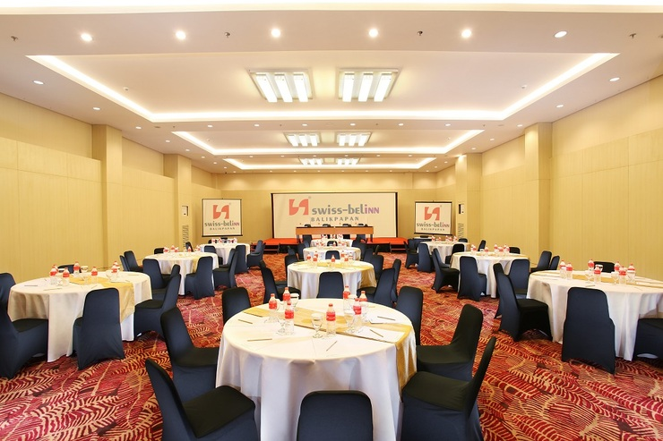 Swiss-Belinn Balikpapan - Meeting Room