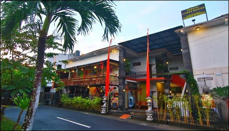 deSeruni Guest House Bali - exterior