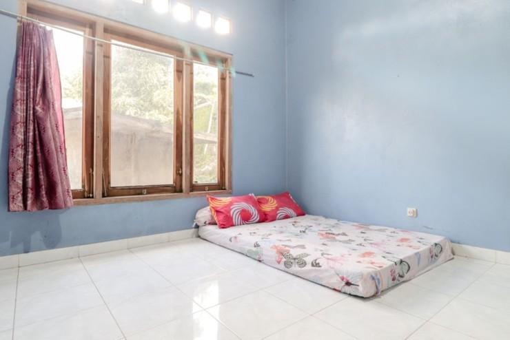 Serut 1 Homestay Jogja - Bedroom