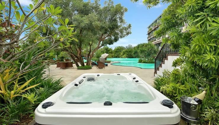 Swiss-Belhotel Segara Bali - Jacuzzi
