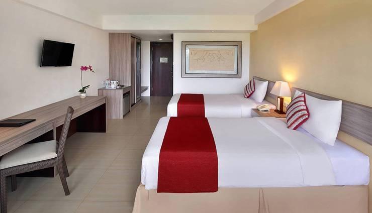Swiss-Belhotel Segara Bali - Superior Pool View