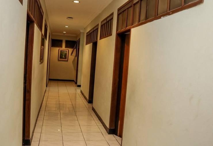 NIDA Rooms Cibaduyut Building Coblong - Pemandangan Area