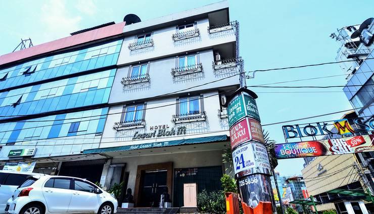Losari Blok M Hotel Jakarta - Building