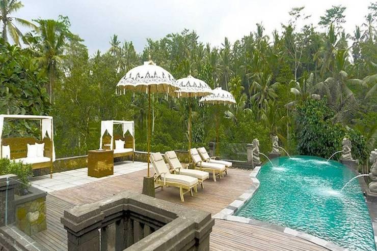 The Kayon Resort Bali - Kolam Renang