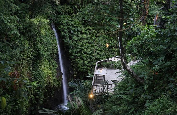 The Kayon Resort Bali - Canyon Jetty