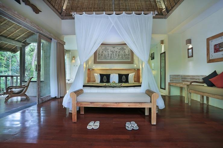 The Kayon Resort Bali - Villa Dengan Kolam Renang Pribadi