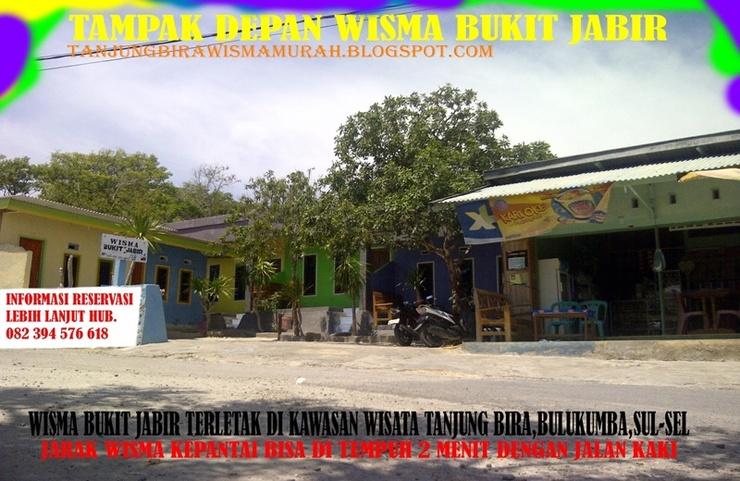 Wisma Bukit Jabir Bulukumba - Exterior