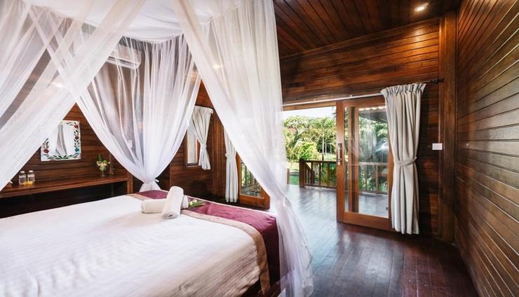 The Cozy Villas Lembongan - Bedroom