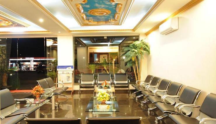 Wirton Dago Hotel Bandung - Interior