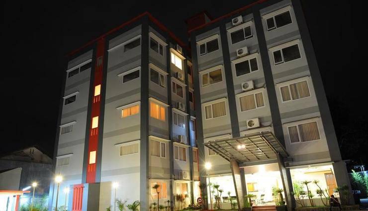 Wirton Dago Hotel Bandung - Exterior