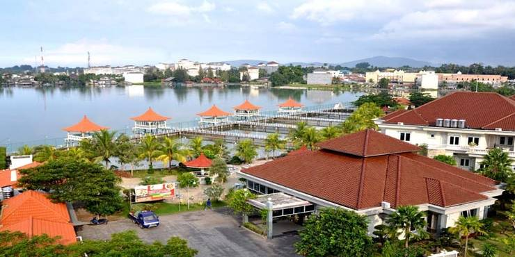 Novilla Boutique Resort Bangka - Pemandangan