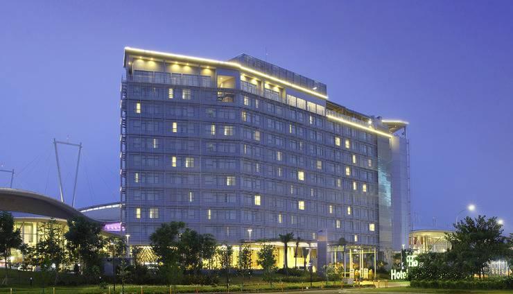 Hotel Santika Premiere ICE BSD City - Building Hotel