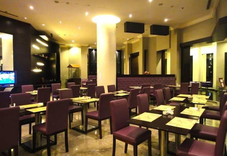 Zurich Hotel Balikpapan - Restaurant