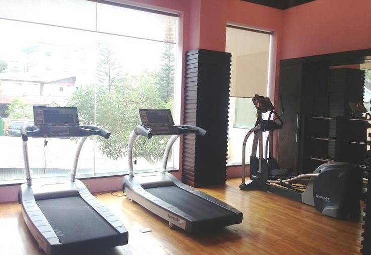 Zurich Hotel Balikpapan - Fitness Center