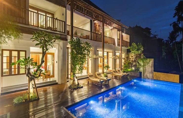 River Sakti Resort Bali - Kolam Renang