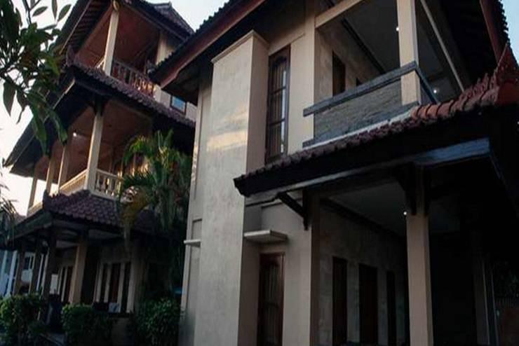 Puri Nusa Bungalows Bali - Tampilan Luar Hotel