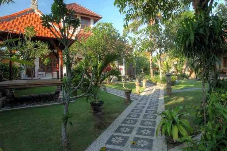 Puri Nusa Bungalows Bali - Eksterior