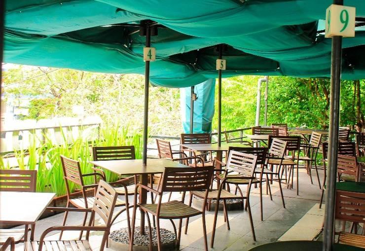 NIDA Rooms Semarang Ahmad Dahlan - Pemandangan Area
