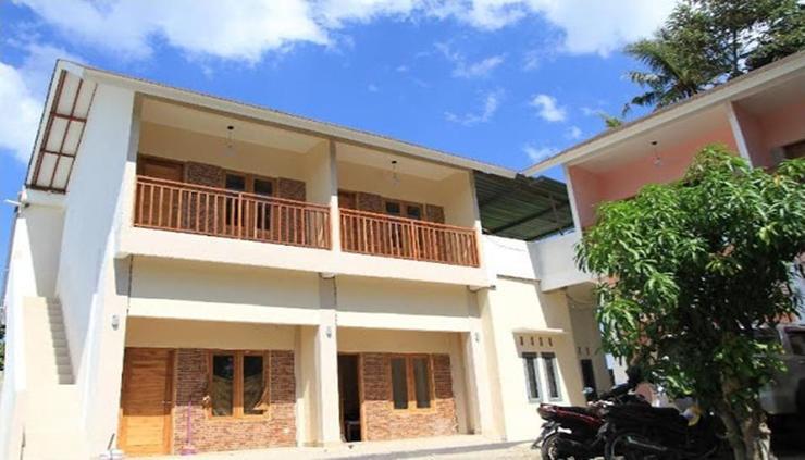 Kos Eksklusif Ceria Lombok - exterior