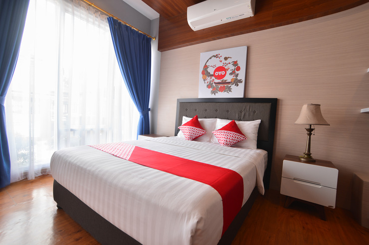 OYO 1097 Appartel Cempaka Pontianak - Bedroom