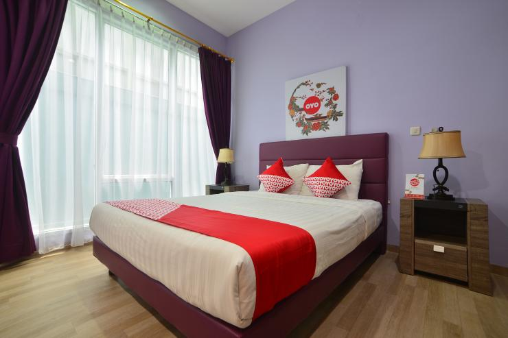 OYO 1097 Appartel Cempaka Pontianak - Bedroom D/D