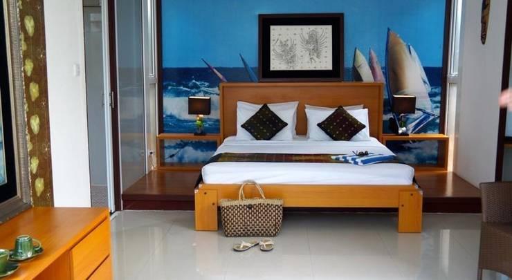 Aqua Bali Villa Bali - Kamar