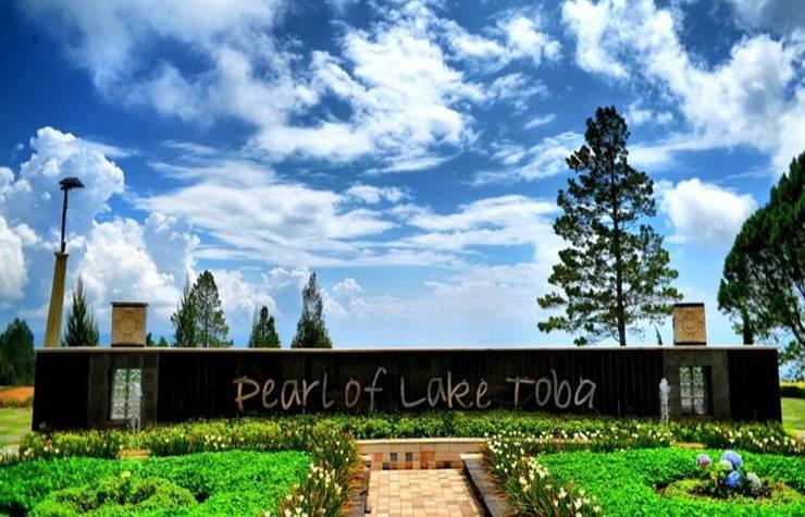 Taman Simalem Resort Danau Toba Merek - Eksterior