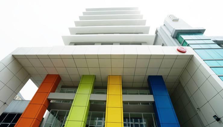 Amaris Hotel Fachrudin - Tanah Abang - facade