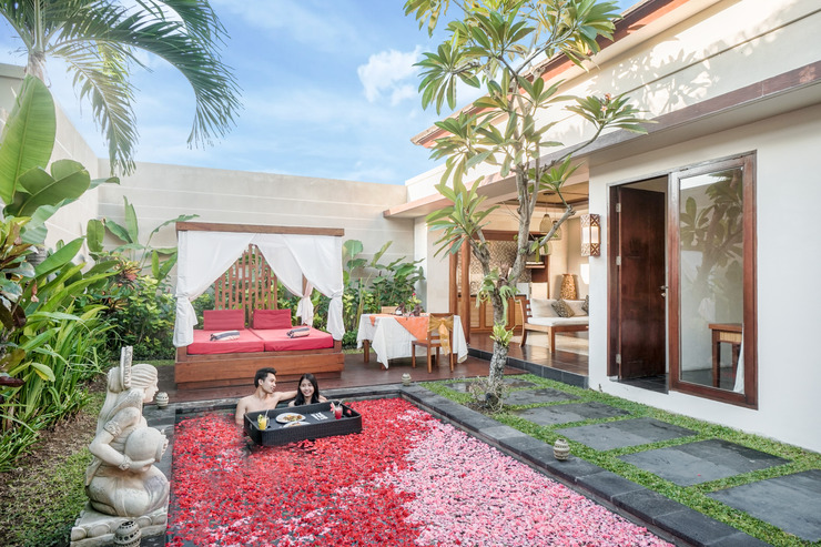 Gaing Mas Jimbaran Villas by Gaing Mas Group Bali - Honeymoon