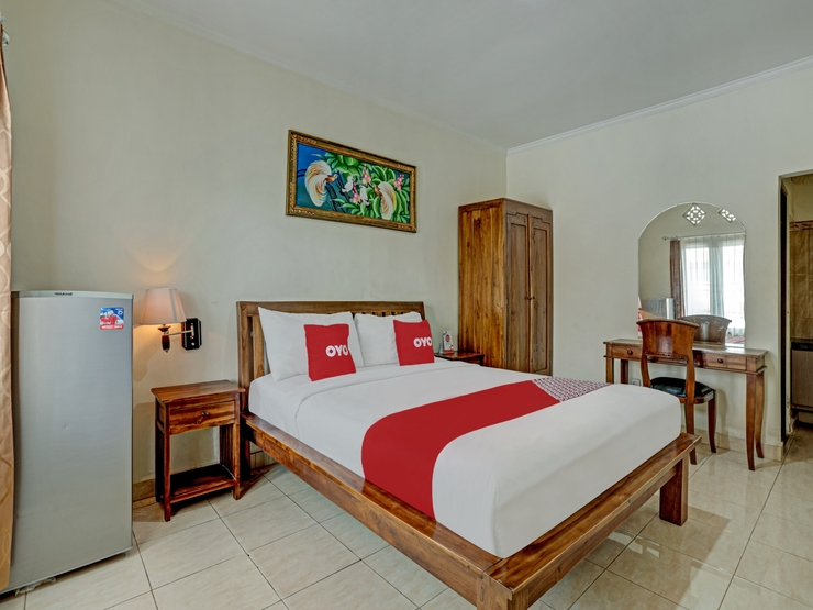 OYO 3904 Kiki Residence Bali Bali - Bedroom