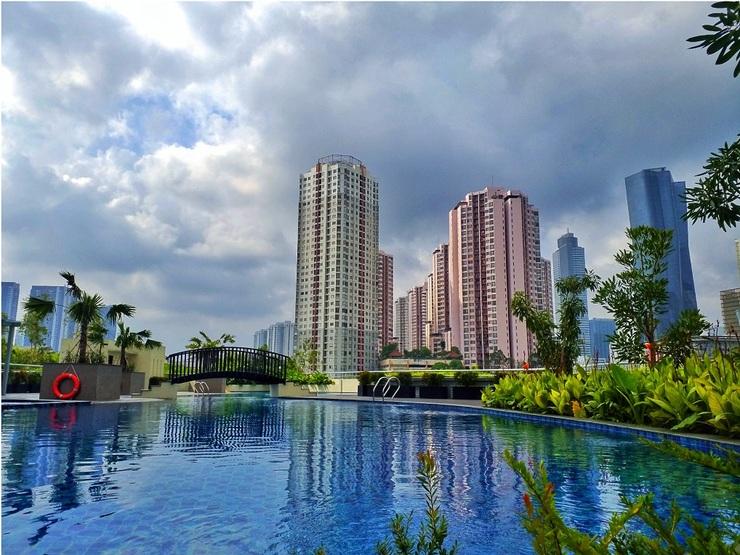 Swiss- Belresidences Rasuna Epicentrum Jakarta - pool