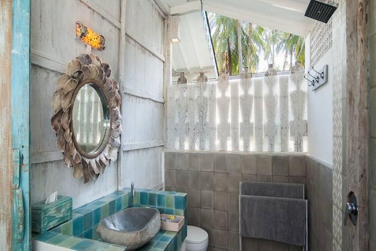 Palmeto Village Lombok - Kamar mandi
