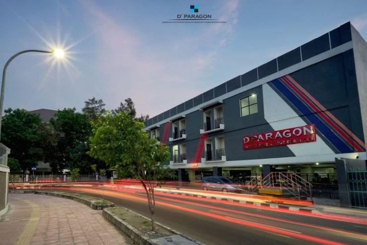 D'Paragon Karangmalang Yogyakarta - exterior