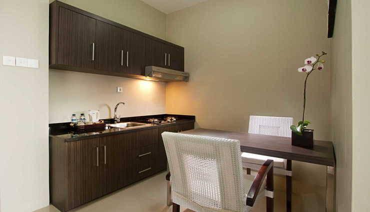 Den Bukit Suites Jimbaran - Dapur