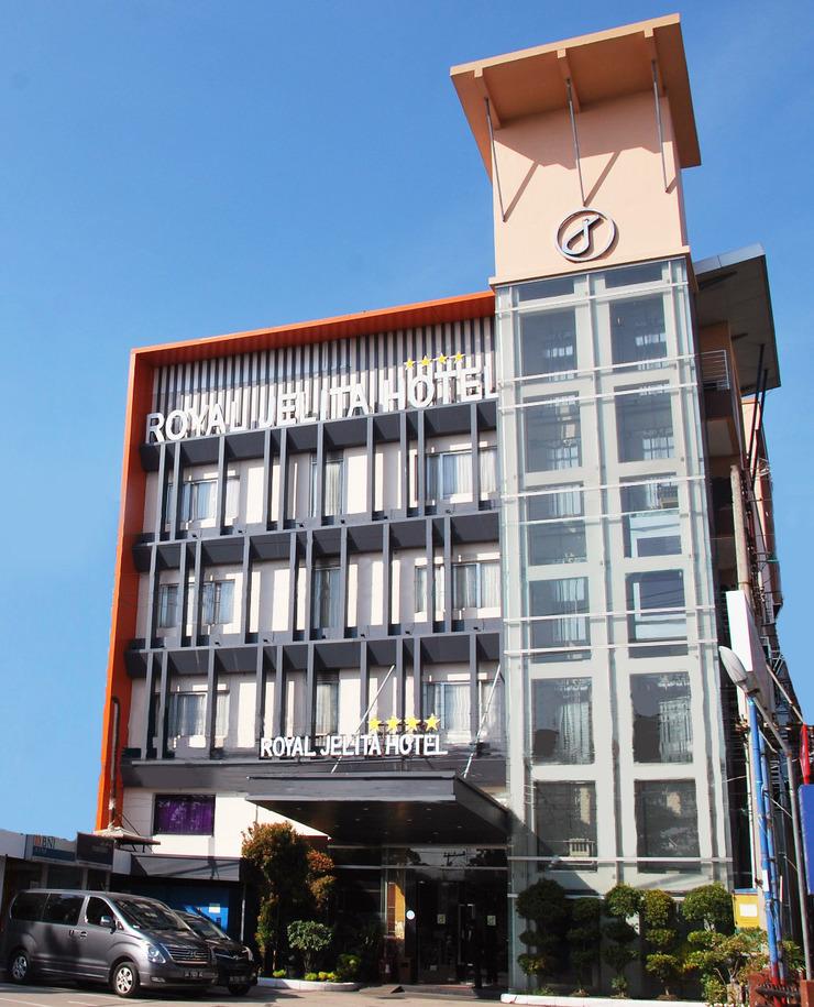 Royal Jelita Hotel Banjarmasin - Bangunan