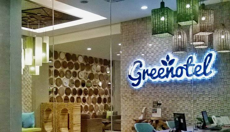 Greenotel  Cilegon  - Lobi hotel