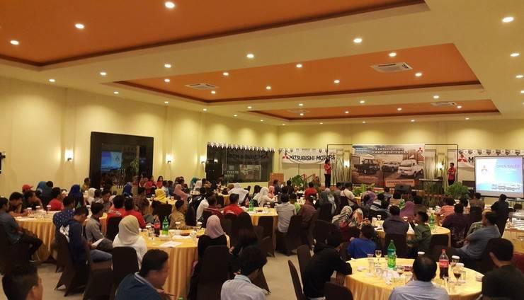 Kampoeng Nelayan Hotel Palu - Meeting Rpom