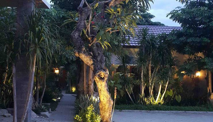 Kampoeng Nelayan Hotel Palu - Pintu Masuk