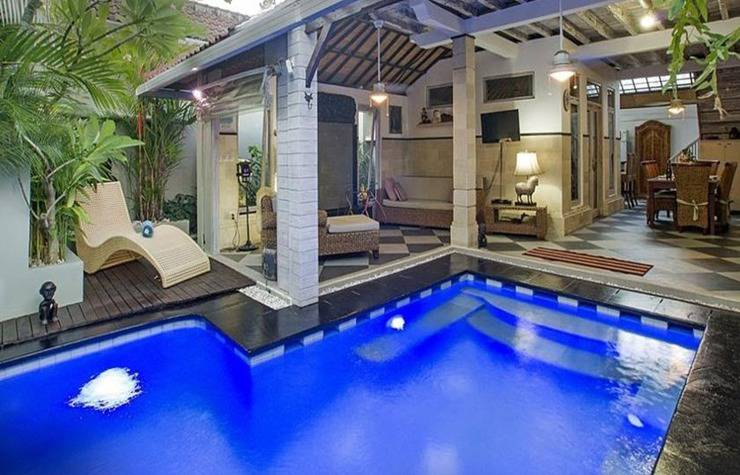 Villa Firdaus Bali - Kolam Renang