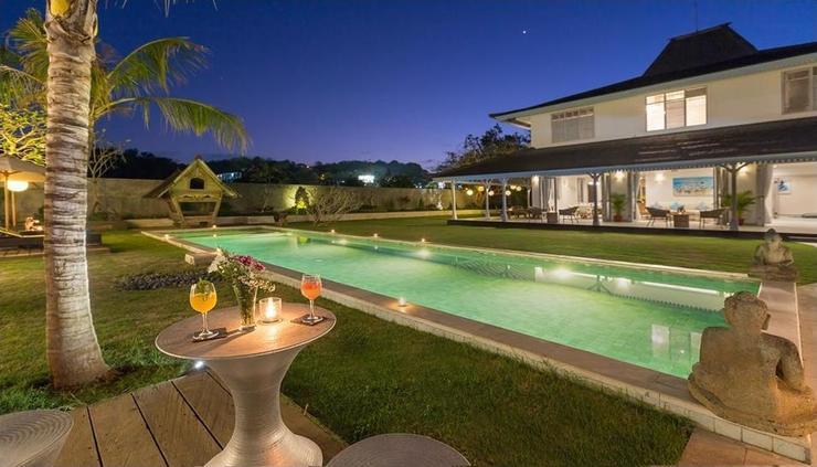 Villa Hasian by Nagisa Bali - exterior
