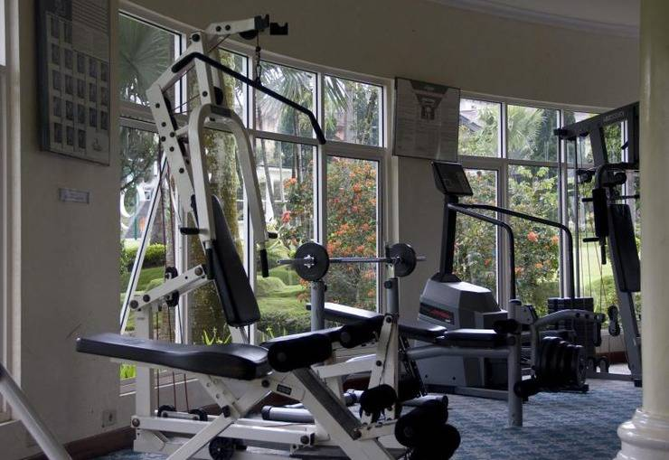 Yasmin Puncak Hotel Cipanas - Fasilitas Olahraga