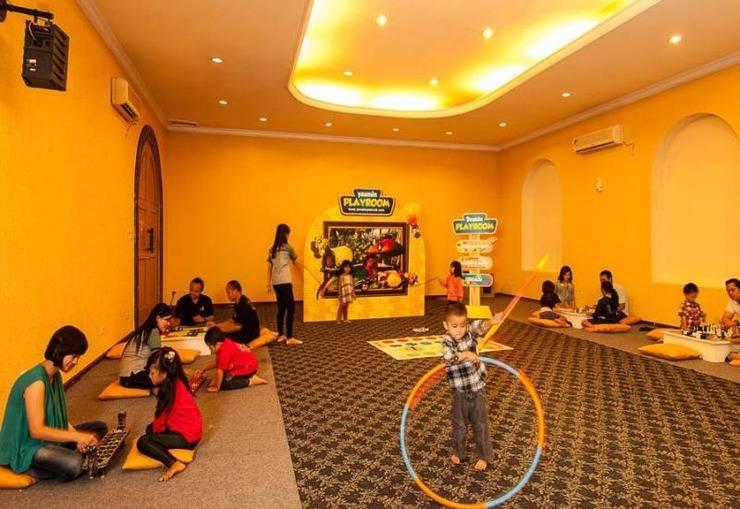 Yasmin Puncak Hotel Cipanas - Fasilitas Bermain