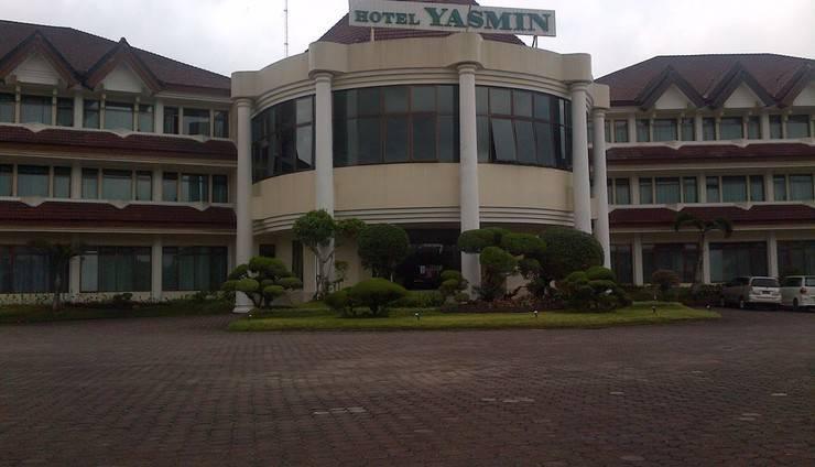 Yasmin Puncak Hotel Cipanas - Grand Yasmin